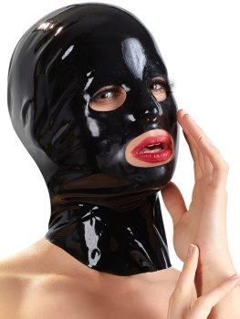 Latexová maska - anatomicky tvarovaná, unisex – Vzrušující masky na hlavu