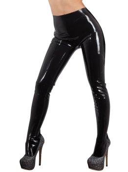 Latexové punčochové kalhoty, unisex – Dámské kalhoty a legíny