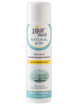 Lubrikační gel Pjur Med Natural – Lubrikační gely na vodní bázi