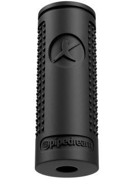 Masturbátor pro muže EZ Grip Stroker - černý – Masturbátory bez vibrací (honítka) - pro muže