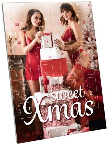 Sexy adventní kalendář Sweet Xmas