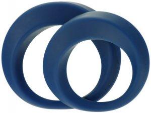 Erekční kroužky Perfect TWIST, sada 2 ks – Nevibrační erekční kroužky