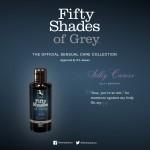 Hybridní lubrikační gel SILKY CARESS (Fifty Shades of Grey)