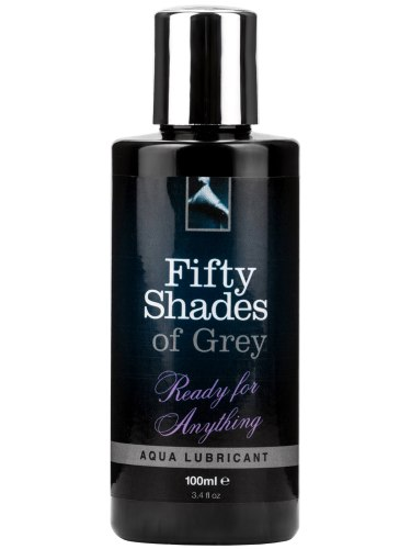 Lubrikační gel READY FOR ANYTHING (Fifty Shades of Grey)