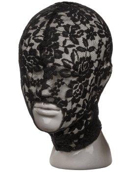SCANDAL Krajková maska na hlavu – Masky, kukly a šátky