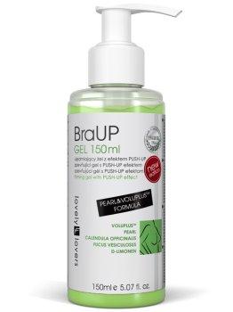 Gel na zpevnění poprsí BraUP s push-up efektem – Stimulující krémy a gely pro lepší sex