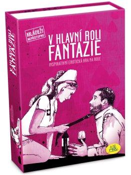 V hlavní roli: FANTAZIE - Inspirativní erotická hra na role – Erotické společenské hry