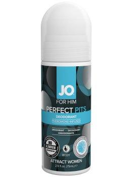 Feromony a parfémy pro muže: Pánský deodorant s feromony System JO Perfect Pits