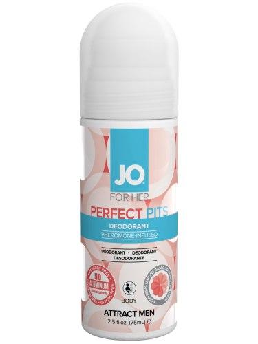 Feromony a parfémy pro ženy: Dámský deodorant s feromony System JO Perfect Pits