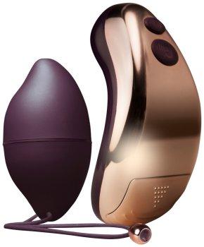 Vibrační vajíčko na dálkové ovládání RO-Duet – Vibrační vajíčka