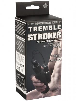 Vibrační masturbátor pro muže Tremble Stroker