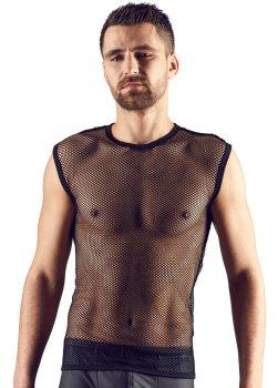 Síťované pánské tílko Svenjoyment – Pánská trička, tílka a topy
