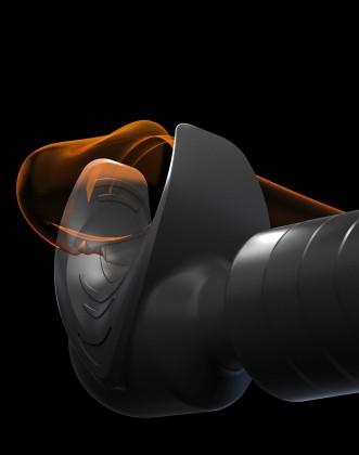 Vibrační stimulátor pro muže/masážní hlavice Man.Wand