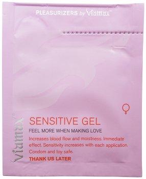 Stimulační gel pro ženy Viamax Sensitive Gel - VZOREK – Stimulující krémy a gely pro lepší sex