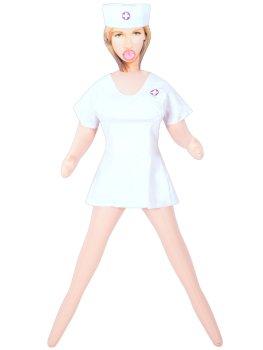 Nafukovací panna My Perfect Nurse (zdravotní sestra) – Nafukovací panny pro sex i zábavu