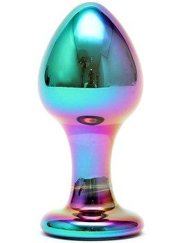 Luxusní skleněný anální kolík Melany – Skleněné anální kolíky