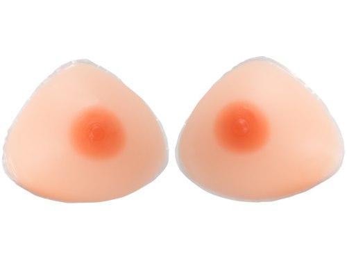 """Silikonová prsa Cottelli Collection, 2x 400 g (""""dvojky"""")"""