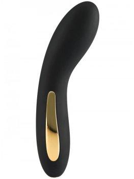 Svítící vibrátor na bod G LUZ Luminate – Značkové a luxusní vibrátory