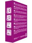 Kapesní balení lubrikačního gelu na vodní bázi Love Lubricant, 3x 4 ml