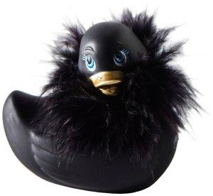Stylová vibrující kachnička Rub My Duck – Vibrátory s neobvyklým designem