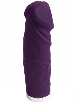 Nástavec ARYA k přirážecímu vibrátoru MiaMaxx, fialový – Přirážecí vibrátory