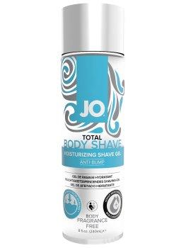 Gel na holení System JO Total Body Shave – Holení - depilace