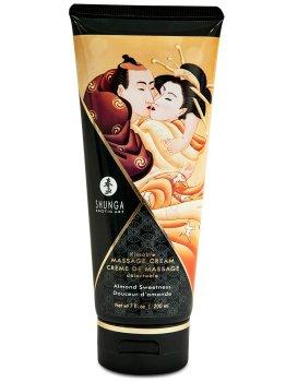 Slíbatelný masážní krém Almond Sweetness – Erotické masážní oleje, gely a emulze