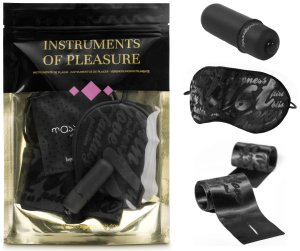 Sada erotických pomůcek Instruments of Pleasure Purple – Sady BDSM pomůcek