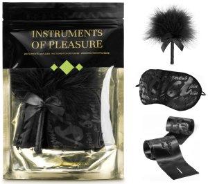 Sada erotických pomůcek Instruments of Pleasure Green – Sady BDSM pomůcek