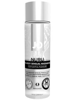 Masážní gel System JO Nuru Full Body Sensual – Erotické masážní oleje, gely a emulze