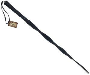 Luxusní kožený bič Edge Twisted – Biče a bičíky