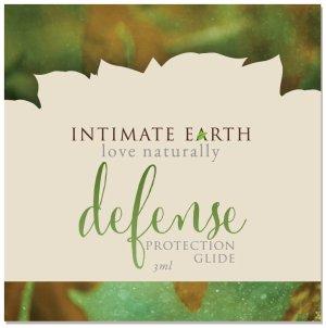 Ochranný lubrikační gel Intimate Earth Defense - VZOREK – Lubrikační gely na vodní bázi