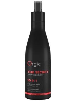 Elixír s afrodiziaky a feromony pro péči o pokožku a vlasy The Secret – Přípravky a pomůcky pro intimní hygienu
