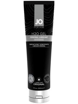 Masturbační a lubrikační gel System JO H2O For Him – Masturbační gely a krémy