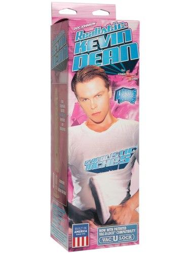 Realistické dildo Kevin Dean