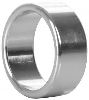 Široký kovový erekční kroužek – Kovové erekční kroužky