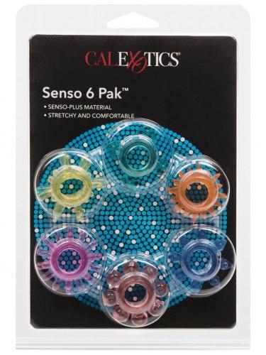 Sada erekčních kroužků Senso