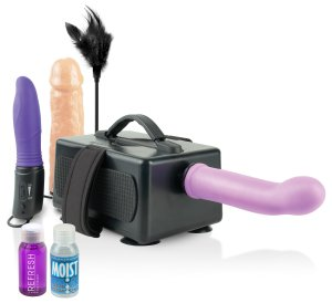 Šukací stroj Portable Sex Machine – Šukací stroje, fuckingmachines