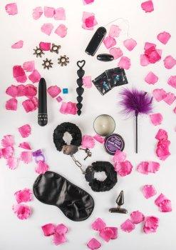 Sada erotických pomůcek Sexy Weekend Box – Sady erotických pomůcek