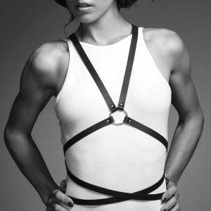 Řemínkový postroj MAZE Multi-Way Body Harness – BDSM postroje a řemínkové prádlo