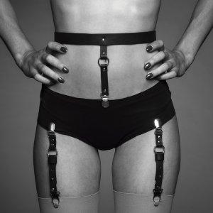 Podvazkový pás na spodní prádlo a punčochy MAZE – Sexy dámské podvazky a podvazkové pásy