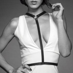 Řemínkový postroj MAZE Y-Harness – BDSM postroje a řemínkové prádlo