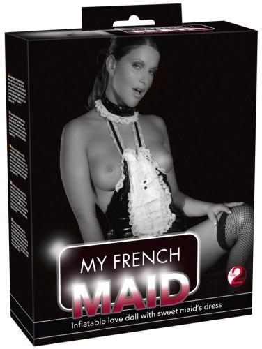 Nafukovací panna My French Maid (služebná)
