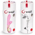 Luxusní vibrátor s králíčkem Grabbit