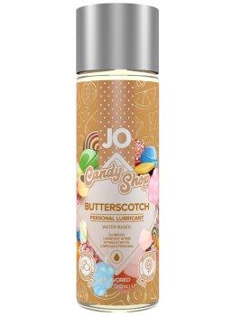 Lubrikační gel System JO H2O Karamel - limitovaná edice – Lubrikační gely na vodní bázi