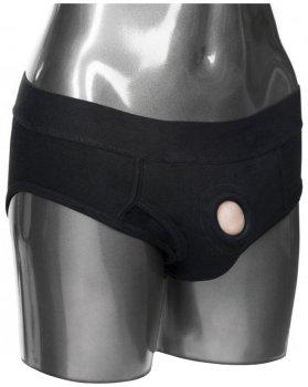 Slipy/kalhotky s O-kroužkem Packer Gear – Vycpávky do rozkroku i podprsenky