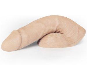 Umělý penis na vyplnění rozkroku Mr. Limpy Large, velký – Vycpávky do rozkroku i podprsenky