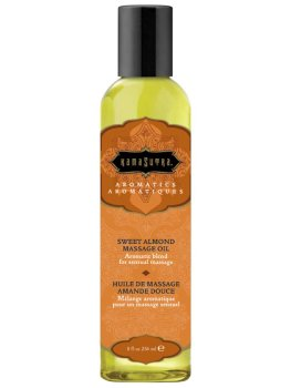 Masážní olej KamaSutra Sweet Almond – Erotické masážní oleje, gely a emulze
