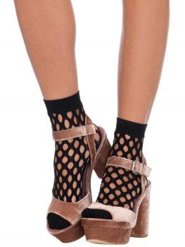 Ponožky s velkými oky Leg Avenue – Ponožky a podkolenky