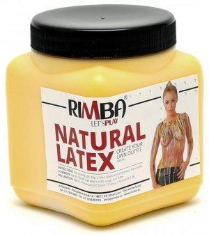 Tekutý latex - žlutý – Tekutý latex